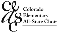 Colorado Elementary All-State Choir